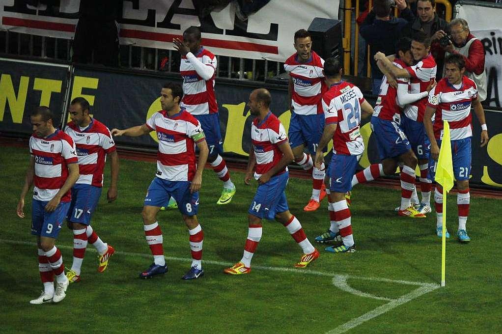 Футбольный клуб гранада испания
